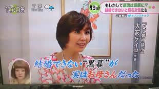 2015年7月フジTV「ノンストップ」
